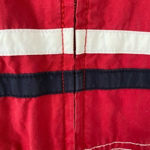 GAP Jackets & Coats - Baby Gap Red Jersey Lined Jacket 12-18 months